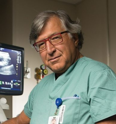 Dr. Edward Lyons, OC